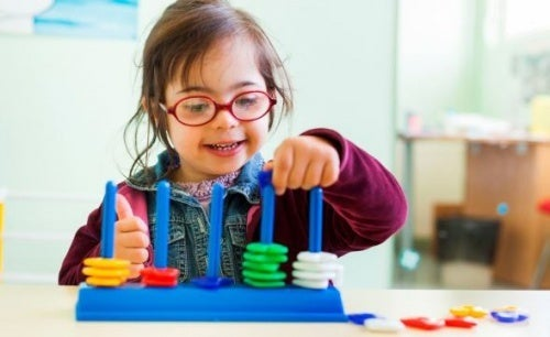 Apprendimento nei bambini con sindrome di Down