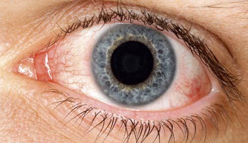 Movimento degli occhi cosa succede al corpo