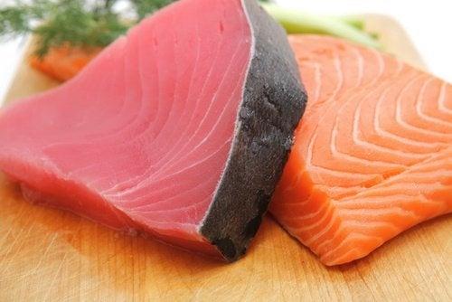 tipi di pesce rosso