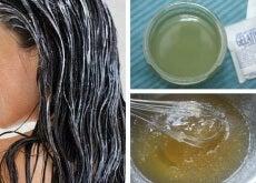 4 trattamenti estetici con la gelatina