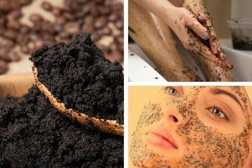 Riutilizzare i fondi di caffè per la cura della casa e per la bellezza