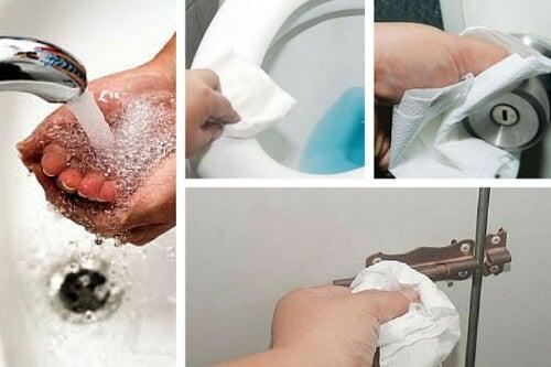 Servizi igienici pubblici: consigli di prevenzione
