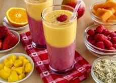 Frullati e frutta
