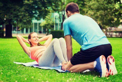 per perdere peso, arrivati al diciottesimo giorno è necessario aumentare l'attività fisica