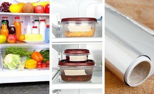 10 trucchi per ottenere più spazio nel frigorifero