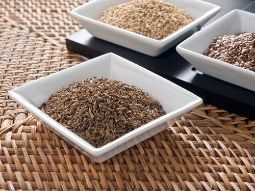 Proprietà anticancerogene dei semi?