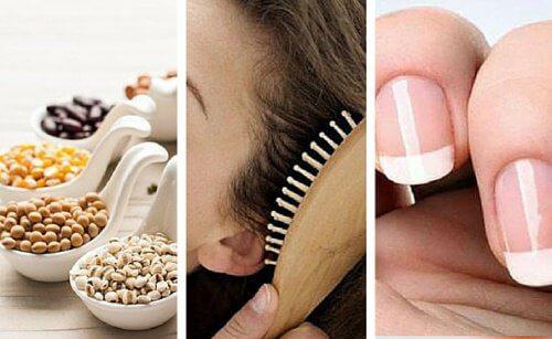 Capelli ed unghie più forti grazie a 9 alimenti