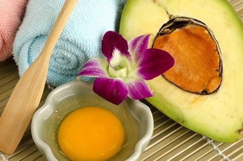 Maschera-banana-avocado
