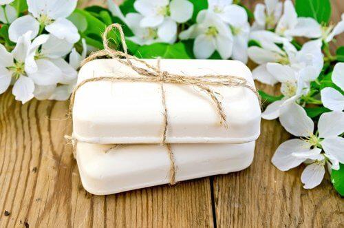 sapone naturale fatto in casa