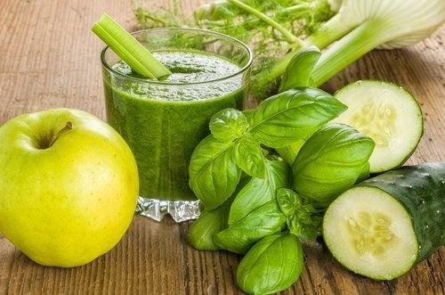 il miglior succo verde per perdere peso
