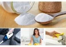 Trucchi bicarbonato di sodio