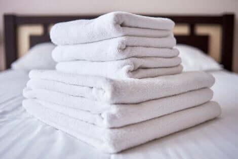 Asciugamani per il viso