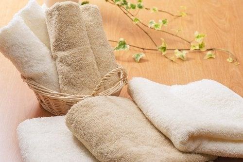Pulizia asciugamani