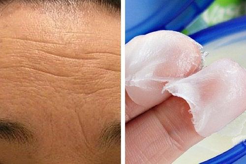 Creme naturali per attenuare le rughe del viso