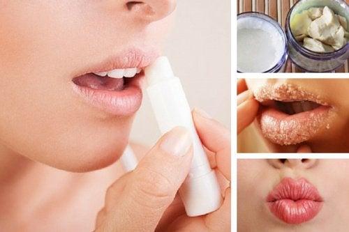 6 trucchi per avere labbra più attraenti