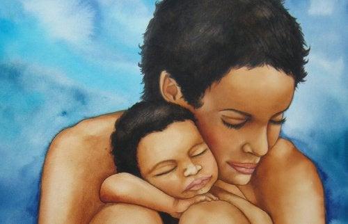 Mio figlio: il motivo della mia debolezza e della mia forza