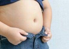 sovrappeso figlio
