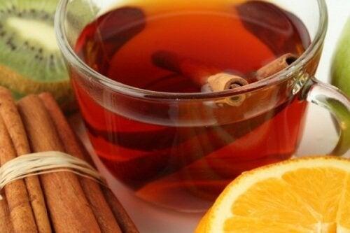 bere il tè nero aiuta a perdere peso