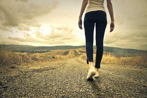 Continua a camminare, succeda quel che succeda