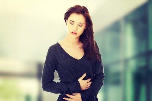 Dolore e infiammazione addominale