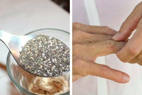 Gli acidi grassi che aiutano a ridurre l'artrite