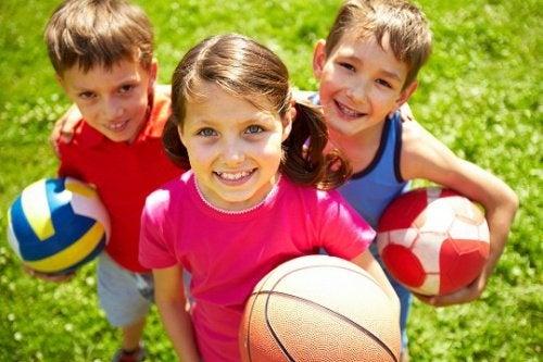 regalo bambini-sport
