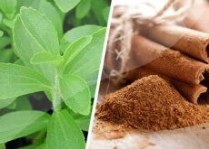 cannella e stevia