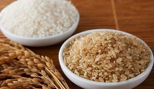 Ciotole di riso