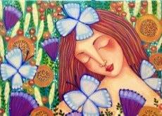 disegno-donna-fiori