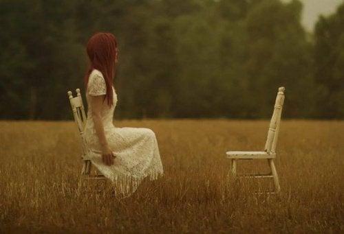 La sindrome della sedia vuota, come combatterla