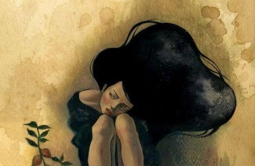 donna-tristezza