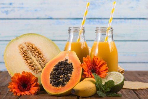Distensione addominale addio con il rimedio alla papaia