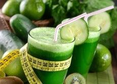 frullati verdi per perdere peso