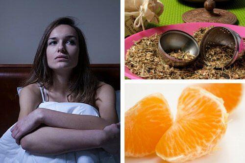Tisana rilassante per combattere l'insonnia