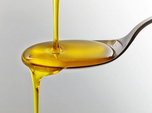 L'olio è un buon alimento