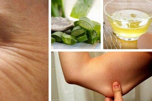 Come rassodare la pelle con rimedi naturali