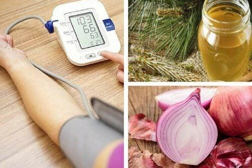 Rimedio naturale per regolare la pressione arteriosa e rafforzare le difese