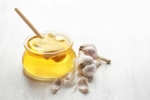 Proteggere il fegato con aglio e miele