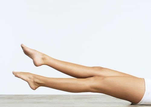 separare le gambe