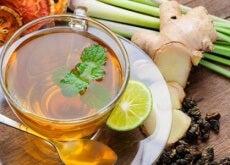 tè antinfiammatorio