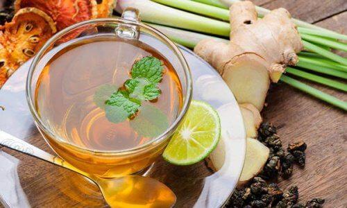 Tè antinfiammatorio per iniziare bene la giornata