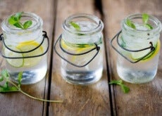 Bevanda per depurare il corpo