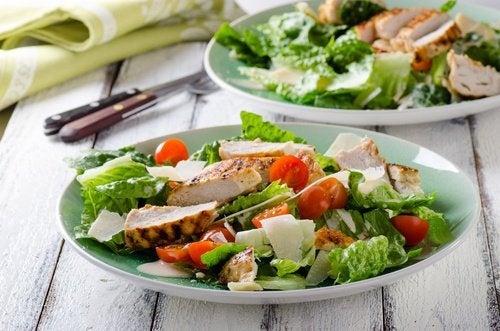 Dividere i pasti in porzioni per aiutare il metabilsmo