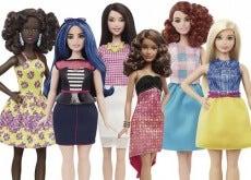 Nuovi modelli Barbie