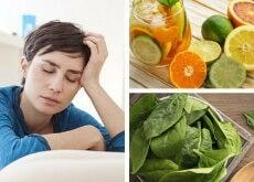 affaticati nutrienti