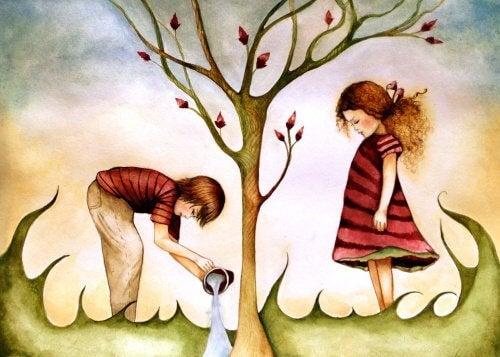 Fratelli e sorelle: legami che nascono dal cuore