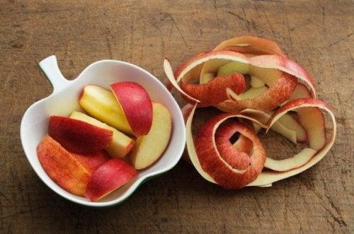 buccia di mela