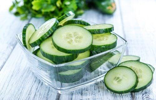Cetriolo: 12 motivi per includerlo nella dieta