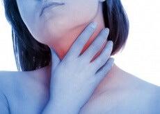 le tonsille infiammate