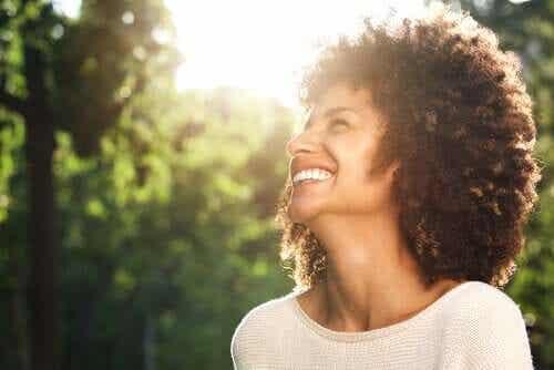 Essere felice è una responsabilità personale